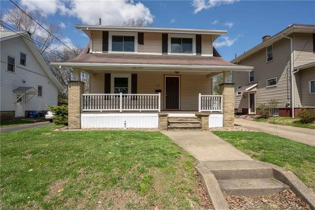 1429 17th Street NW, Canton, OH 44703 (MLS #4179155) :: The Crockett Team, Howard Hanna