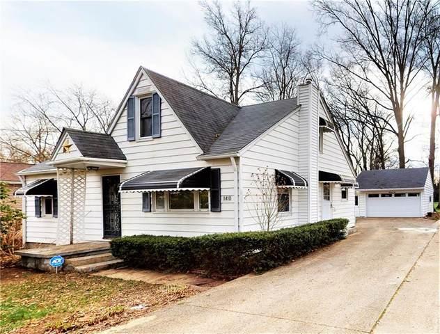 1410 Pin Oak Drive, Akron, OH 44312 (MLS #4180439) :: The Crockett Team, Howard Hanna