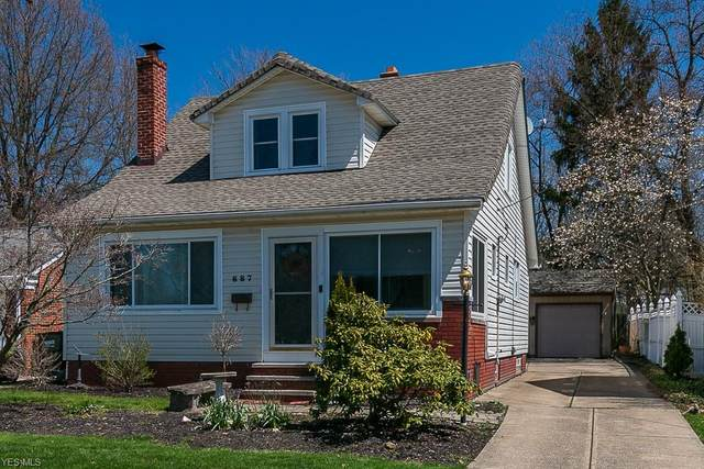 687 Lincoln Boulevard, Bedford, OH 44146 (MLS #4182382) :: RE/MAX Trends Realty