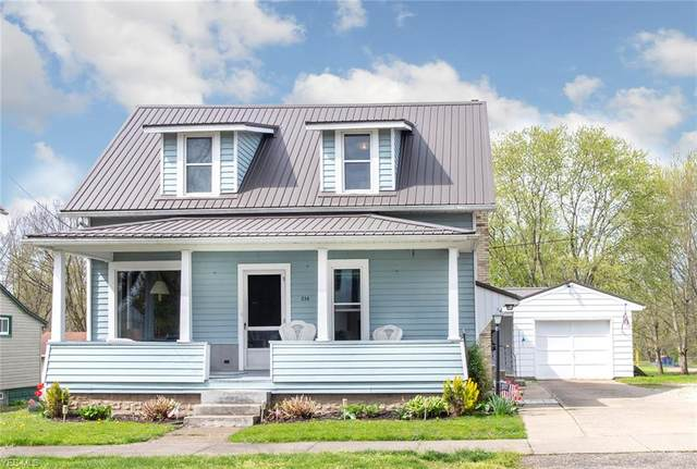 238 Cherry Street, Gnadenhutten, OH 44629 (MLS #4184390) :: Tammy Grogan and Associates at Cutler Real Estate