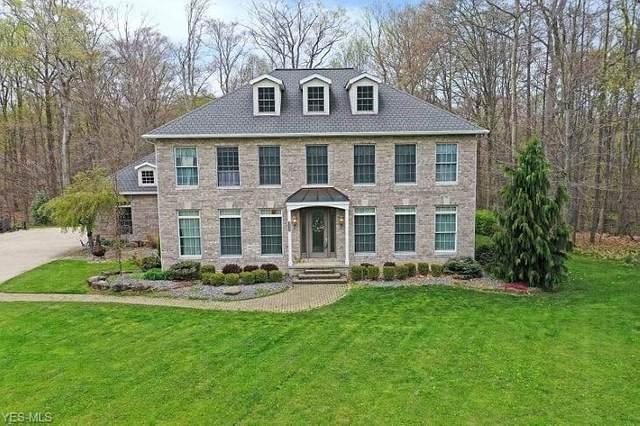 1395 Stone Castle Trail, Salem, OH 44460 (MLS #4185061) :: Keller Williams Chervenic Realty
