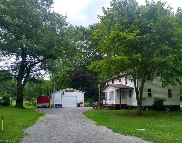 7854 Mill Street, Williamsfield, OH 44093 (MLS #4185177) :: The Art of Real Estate