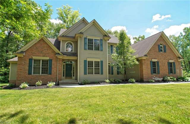 685 Deep Woods Drive, Aurora, OH 44202 (MLS #4186096) :: The Holden Agency
