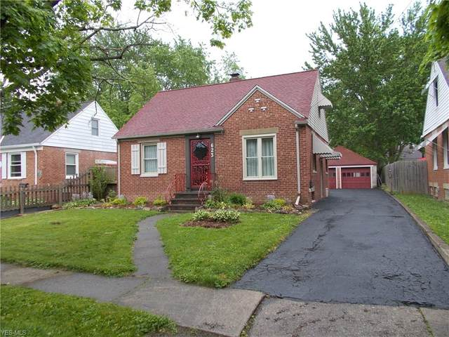 623 Cambridge Avenue, Elyria, OH 44035 (MLS #4186671) :: RE/MAX Edge Realty