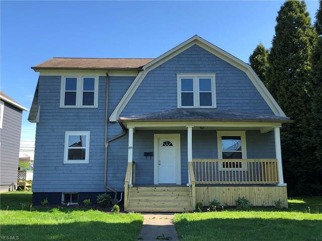 435 W Indiana Avenue, Sebring, OH 44672 (MLS #4187230) :: RE/MAX Valley Real Estate