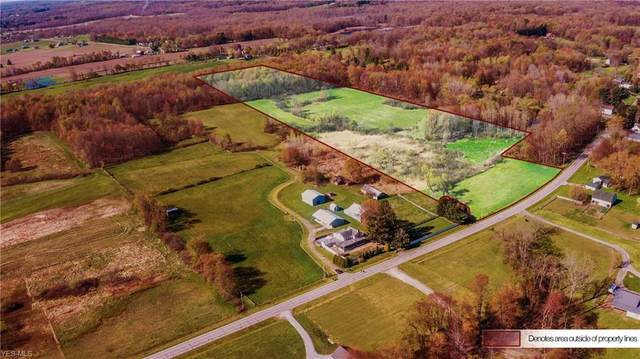 V/L Grove Road, Garrettsville, OH 44231 (MLS #4188480) :: The Holden Agency