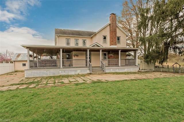 15043 Grove Road, Garrettsville, OH 44231 (MLS #4188496) :: The Art of Real Estate