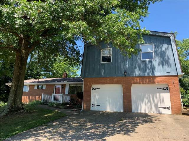 99 Murphy Avenue, Wintersville, OH 43953 (MLS #4189050) :: The Crockett Team, Howard Hanna