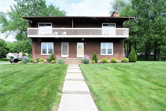 2861 Upham Drive, Akron, OH 44319 (MLS #4191320) :: RE/MAX Valley Real Estate