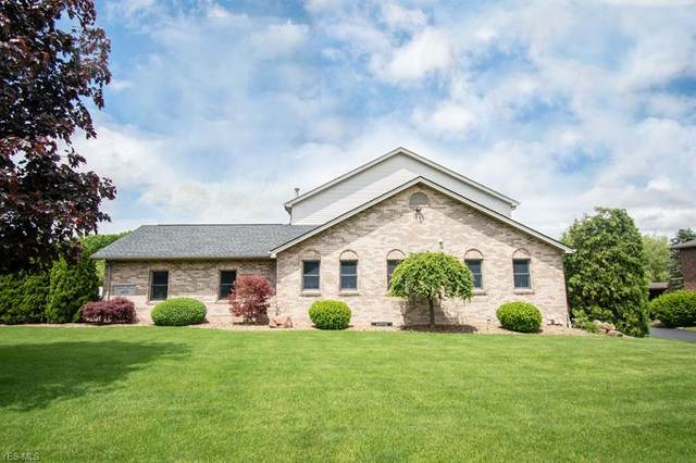 3876 Indian Run Drive #5, Canfield, OH 44406 (MLS #4192832) :: The Holly Ritchie Team