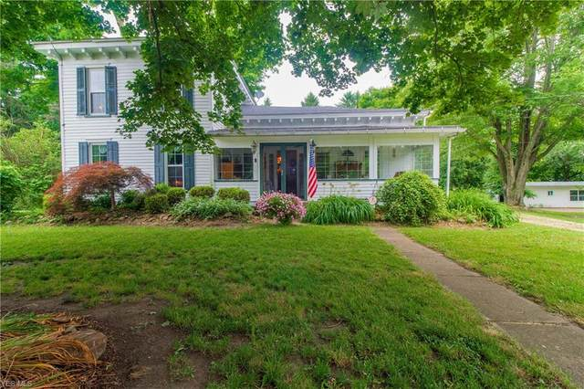 921 Plymouth Ridge Road, Ashtabula, OH 44004 (MLS #4193091) :: RE/MAX Trends Realty