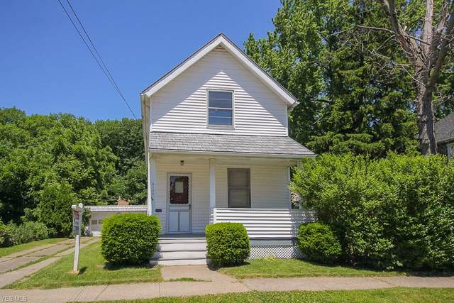 4108 Muriel Avenue, Cleveland, OH 44109 (MLS #4193184) :: The Holden Agency