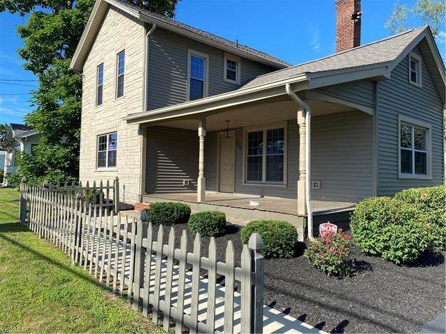 337 Youngstown Kingsville Road SE, Vienna, OH 44473 (MLS #4193686) :: Select Properties Realty