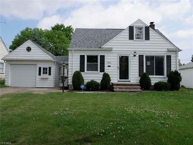 15601 Rockside Road, Maple Heights, OH 44137 (MLS #4193939) :: RE/MAX Trends Realty