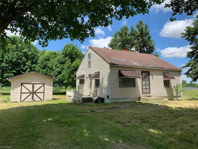 3837 State Route 598 S, Willard, OH 44890 (MLS #4194821) :: Keller Williams Chervenic Realty