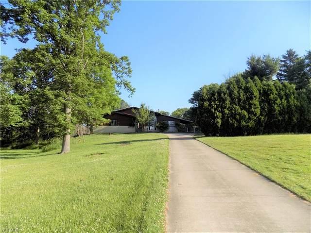 876 W Garfield Road, Aurora, OH 44202 (MLS #4195294) :: The Holden Agency