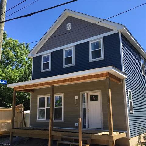 3619 Bailey, Cleveland, OH 44113 (MLS #4195762) :: The Holden Agency