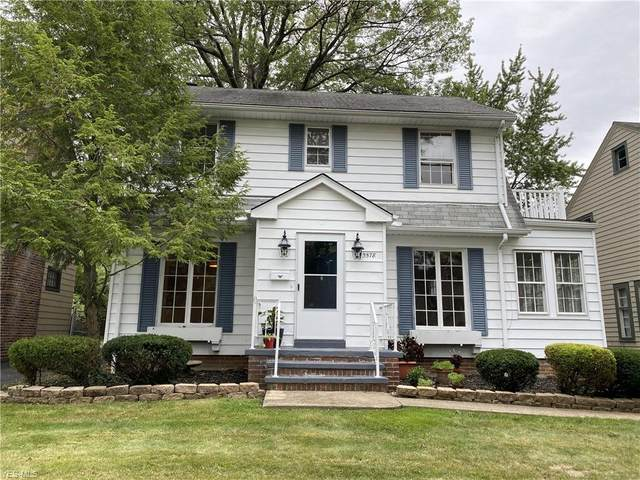 3578 Tullamore Road, University Heights, OH 44118 (MLS #4195768) :: The Art of Real Estate