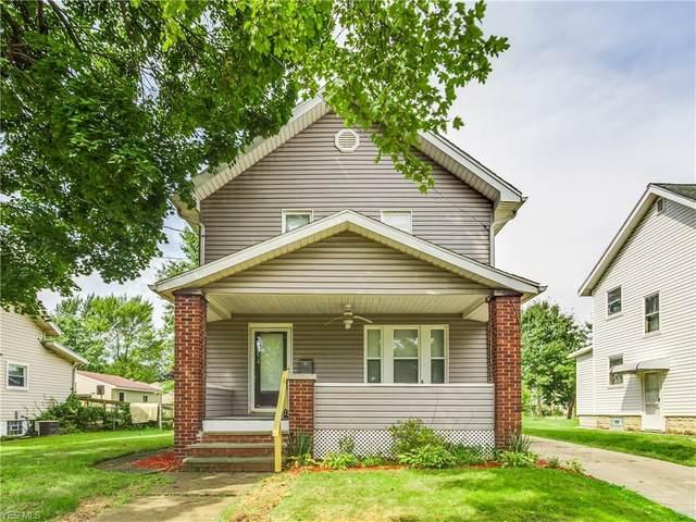 1240 Tulip Street, Akron, OH 44301 (MLS #4198381) :: Krch Realty