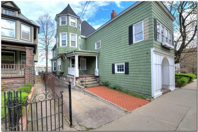 2158 Murray Hill Road B, Cleveland, OH 44106 (MLS #4198789) :: The Holden Agency