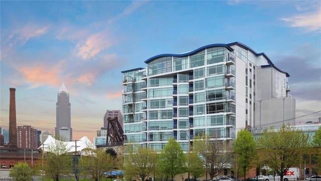 1237 Washington Avenue #507, Cleveland, OH 44113 (MLS #4198993) :: The Holden Agency