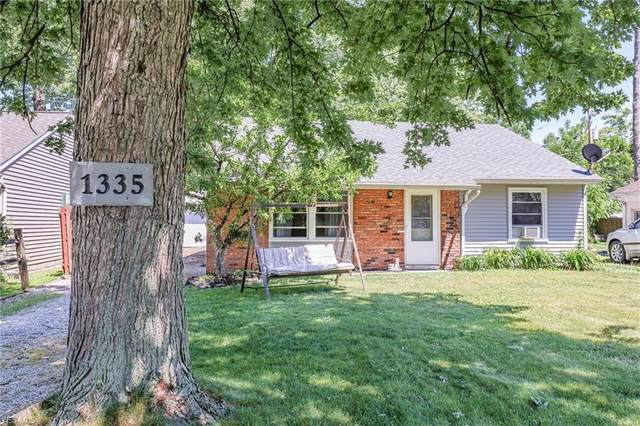 1335 Avalon Drive, Madison, OH 44057 (MLS #4199449) :: Select Properties Realty