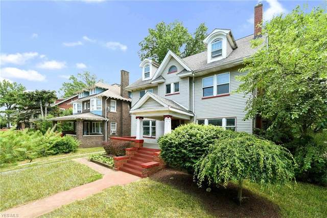 11004 Wade Park Avenue, Cleveland, OH 44106 (MLS #4199816) :: The Holden Agency
