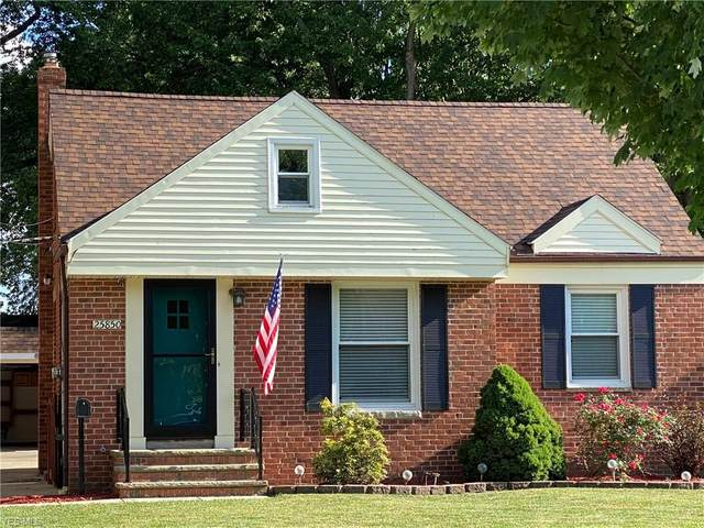 25850 Forestview Avenue, Euclid, OH 44132 (MLS #4200088) :: The Holden Agency
