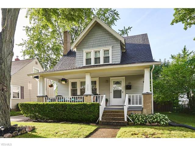 2323 Shaw Avenue, Cuyahoga Falls, OH 44223 (MLS #4200142) :: RE/MAX Trends Realty