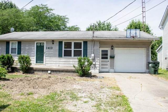 1413 S Rockhill Avenue, Alliance, OH 44601 (MLS #4201319) :: RE/MAX Valley Real Estate