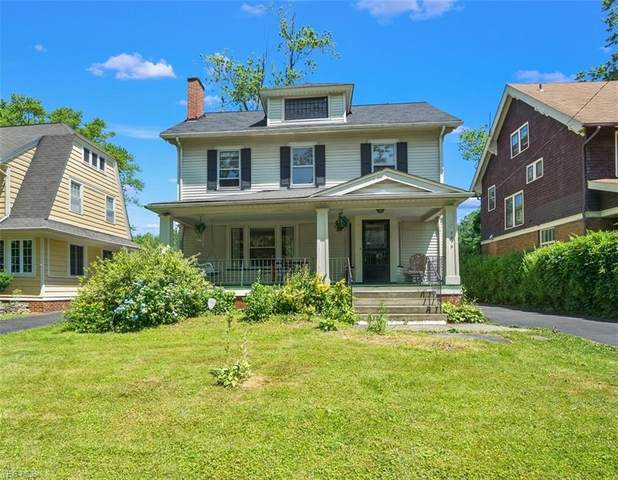 2819 Coleridge Road, Cleveland Heights, OH 44118 (MLS #4201828) :: RE/MAX Trends Realty