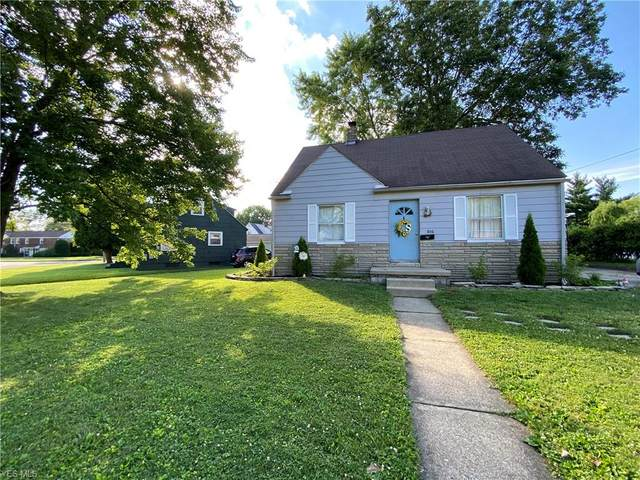 816 Frederick Street, Niles, OH 44446 (MLS #4202205) :: RE/MAX Trends Realty