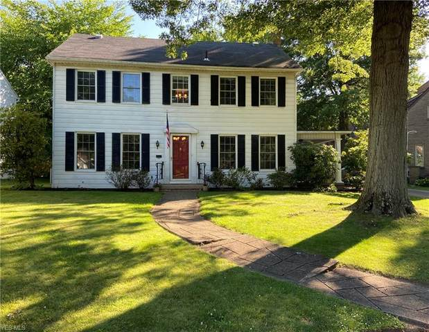 100 Westover Drive, Akron, OH 44313 (MLS #4202990) :: RE/MAX Above Expectations