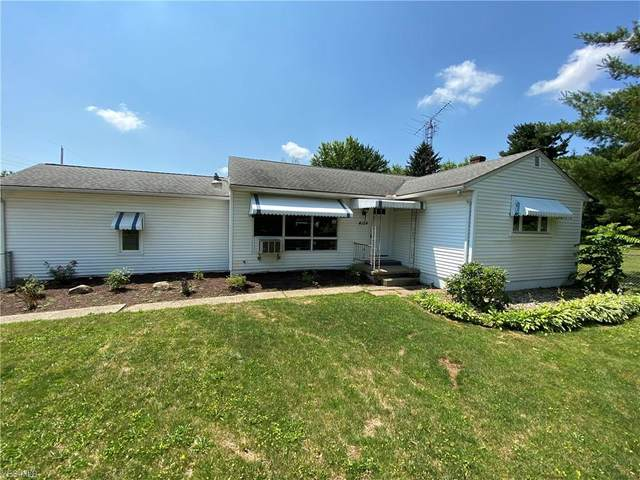 4154 30th Street NE, Canton, OH 44705 (MLS #4203359) :: The Art of Real Estate