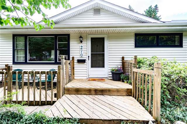 270 Eastholm Avenue, Akron, OH 44312 (MLS #4203527) :: The Holden Agency
