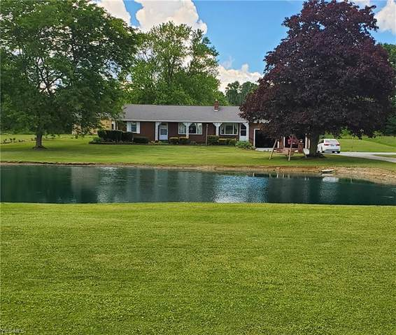 22250 Center Road, Alliance, OH 44601 (MLS #4203758) :: The Holden Agency