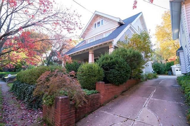 45 Borton Avenue, Akron, OH 44302 (MLS #4205497) :: Keller Williams Chervenic Realty