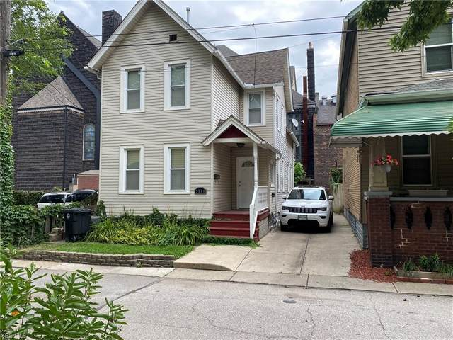 2591 W 15th Street, Cleveland, OH 44113 (MLS #4205553) :: The Crockett Team, Howard Hanna