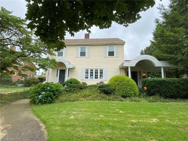520 3rd Street NW, New Philadelphia, OH 44663 (MLS #4206534) :: Select Properties Realty