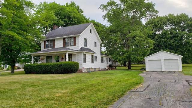 8165 North Lima Road, Poland, OH 44514 (MLS #4206987) :: RE/MAX Trends Realty