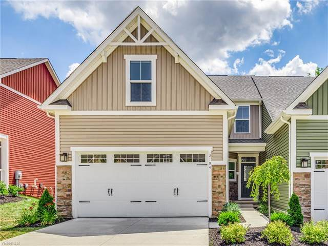 3194 Old Mill Drive, Cuyahoga Falls, OH 44223 (MLS #4208405) :: The Holden Agency