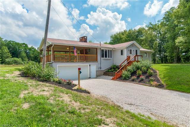 6424 Hatches Corners Road, Conneaut, OH 44030 (MLS #4209078) :: The Art of Real Estate