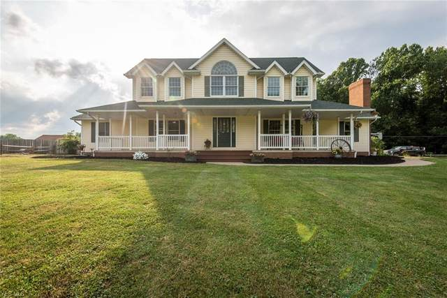 4343 Plainfield Avenue SW, Canton, OH 44706 (MLS #4209277) :: The Art of Real Estate