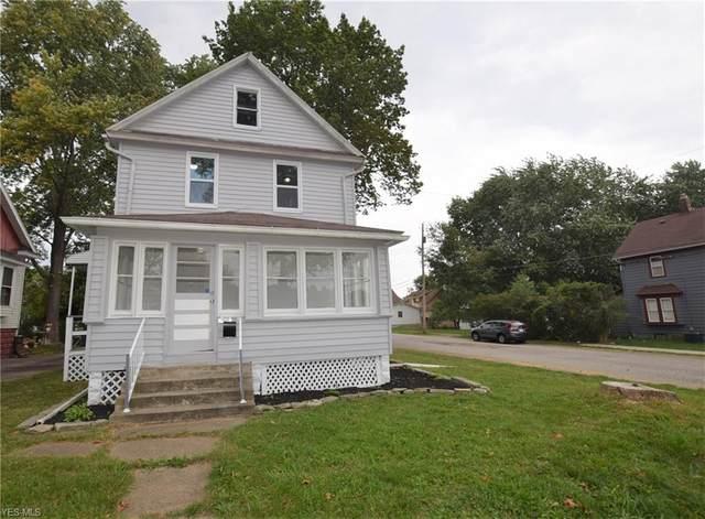 135 Oakwood Street, Barberton, OH 44203 (MLS #4209809) :: Krch Realty