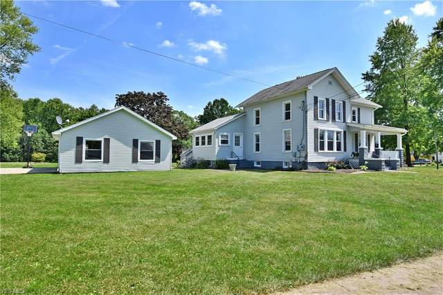 286 N High Street, Cortland, OH 44410 (MLS #4210203) :: RE/MAX Trends Realty