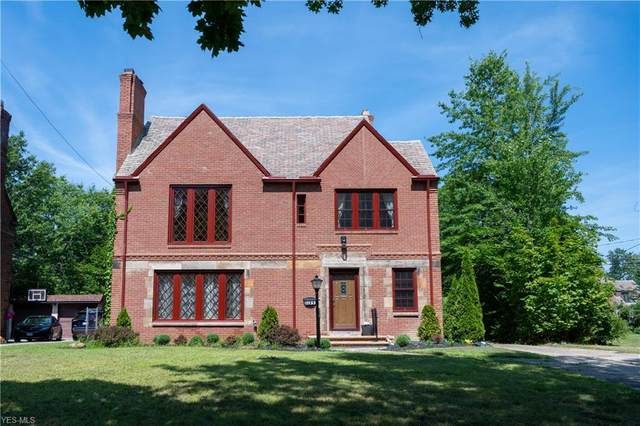 3155 Ludlow Road, Shaker Heights, OH 44120 (MLS #4210713) :: Krch Realty