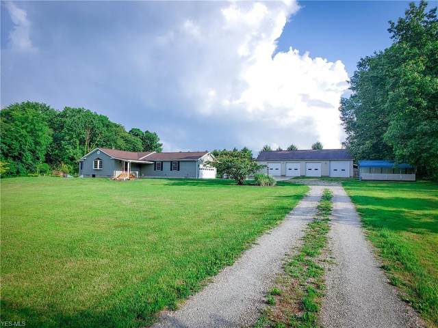 11580 Forty Corners Road NW, Massillon, OH 44647 (MLS #4211272) :: The Jess Nader Team | RE/MAX Pathway