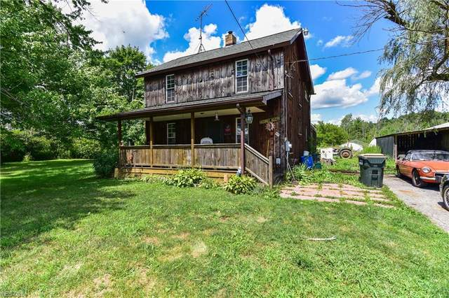 44526 Heck Road, Columbiana, OH 44408 (MLS #4211915) :: The Art of Real Estate