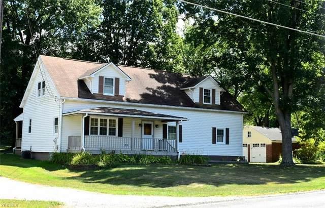 4950 Meese Road NE, Louisville, OH 44641 (MLS #4211922) :: Keller Williams Chervenic Realty