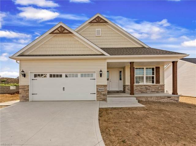 923 Cabot Drive, Canal Fulton, OH 44614 (MLS #4212504) :: The Jess Nader Team | RE/MAX Pathway